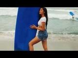 Andrea Brillantes Proudly Shows her Beach Body in La Union