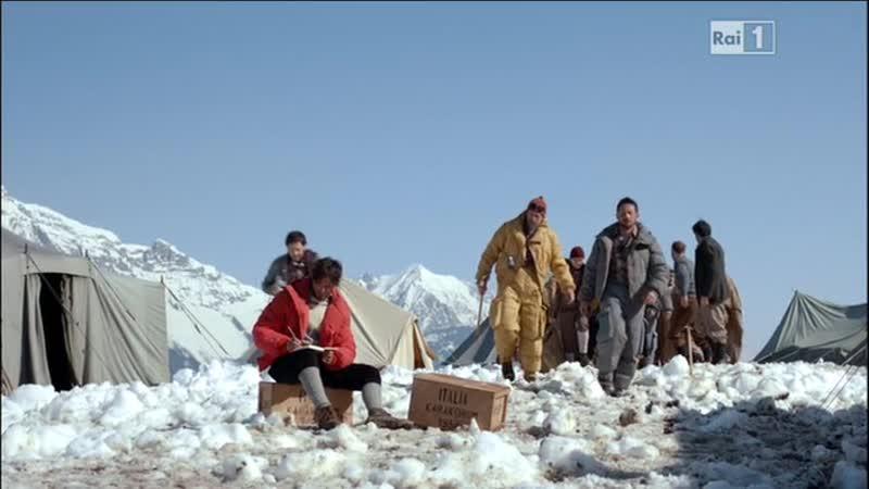 K2 - La montagna degli italiani (2 серия)