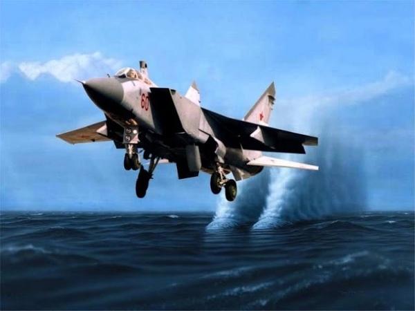МиГ 25-31 Лучший истребитель-перехватчик мира.(часть 2)