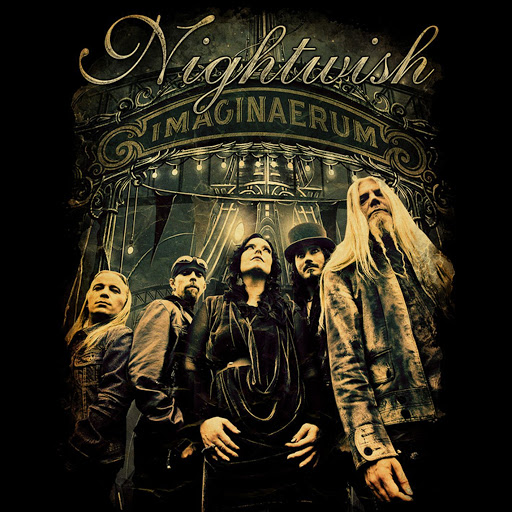 Nightwish альбом Imaginaerum (Tour Edition)