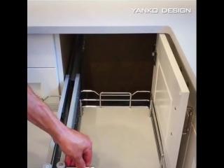 kitchen platform corners