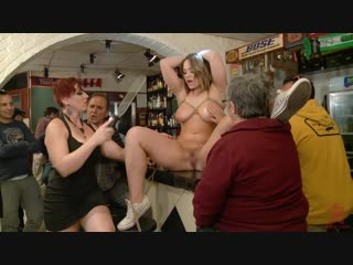 Publicdisgrace hadley viscara and mistress kara
