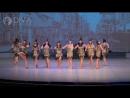 Латина соло Шик блеск красота группа Эвольвента хореограф Антонина Фадеева