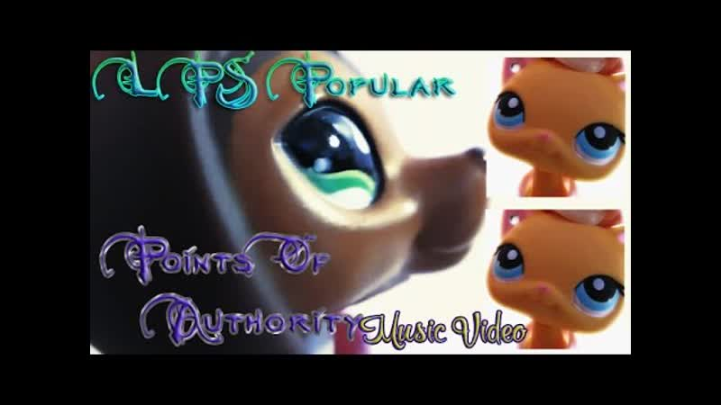 LPS Popular [Music Video Linkin Park – Points Of Authority]