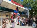 В поселке Новый Свет Старобешевского района состоялось торжественнее открытие автостанции