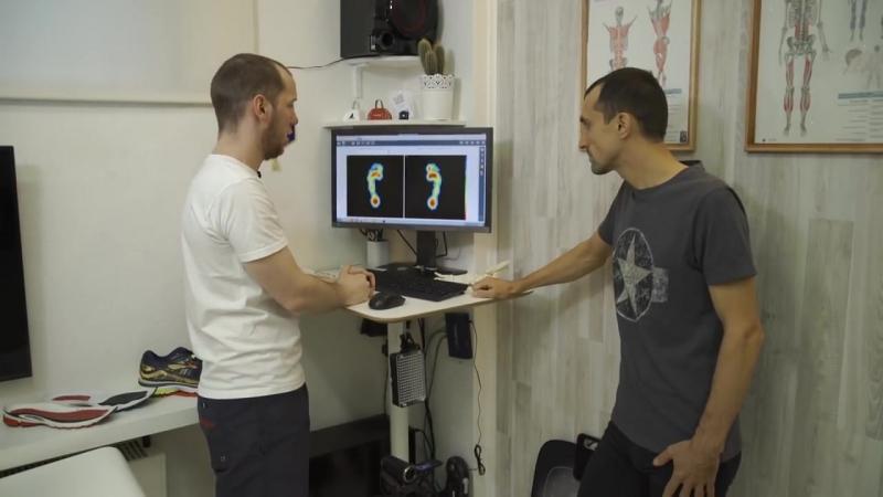 Биомеханика бега_ анатомия стоп, фазы бега, рекомендации по бегу