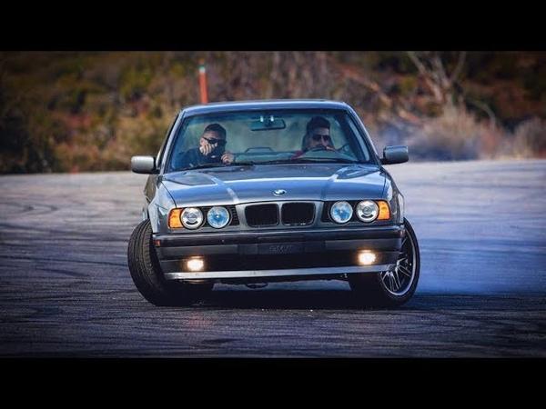 Купил БМВ Е34, поменял ТРИ мотора. Бюджет СТАРОЙ BMW Грузин и история его Жмурки.