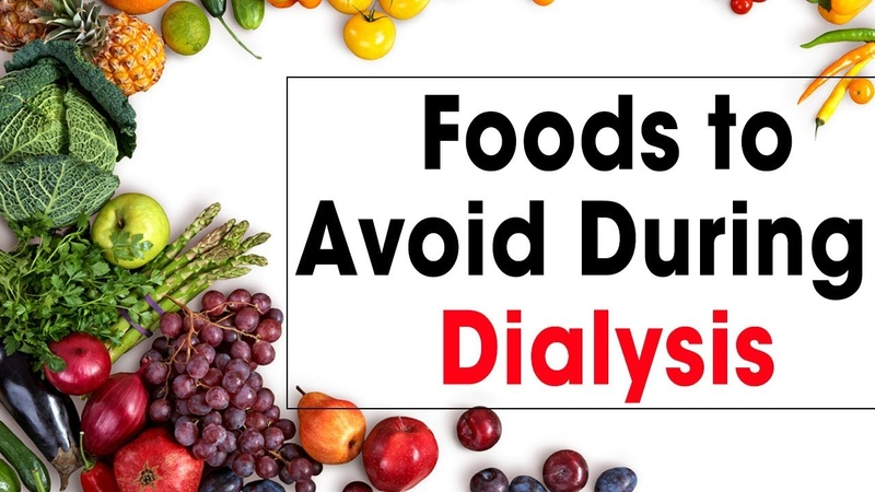 Foods To Avoid During Dialysis - Diet Plan for kidney Patients - Kidney Treatment Without Dialysis