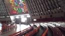 Inside Metropolitan Cathedral of Rio de Janeiro