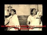Lata Mangeshkar &amp Asha Bhonsle - Jwala (1958) - 'aha le gayi'