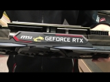 Анбоксинг RTX 2080 Ti GAMING X TRIO