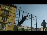 Street Workout in Almalyk