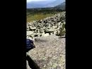 горы в Шерегеше