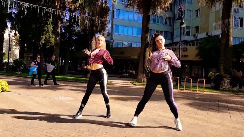 Taki Taki - Dj Snake feat Selena Gomez, Ozuna, Cardi B - Reggaeton choreo