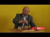 Приглашение на день открытых дверей от Владимира Попова, руководителя шахматной студии