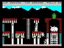 Bruce Lee, Прохождение, ZX Spectrum