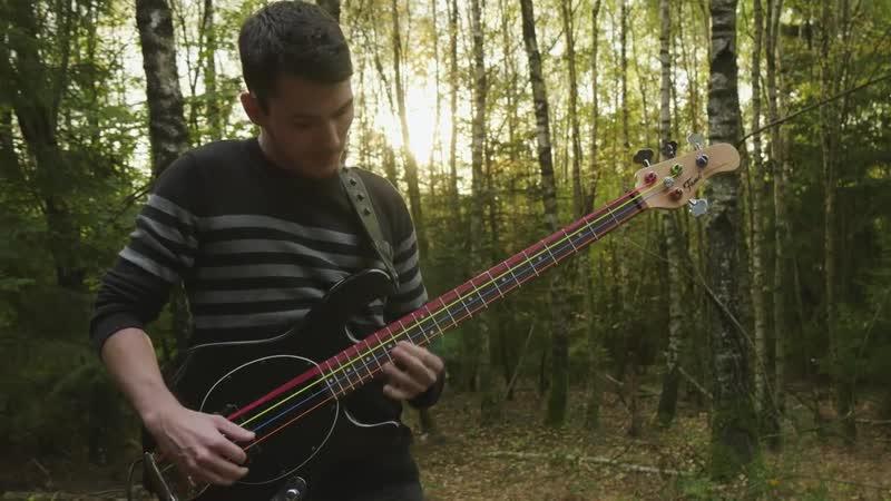 Europe - The Final Countdown Bass Arra