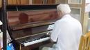 Compozitorul Eugen Doga în vizită la CAIE