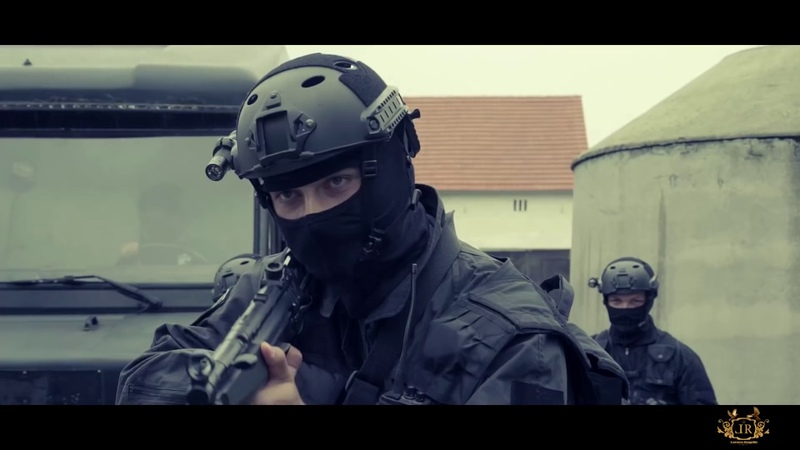 SLAVO AB2 ESCO feat SILLA HANDSCHELLEN Official Video