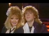 Две звезды – Алла Пугачева и Владимир Кузьмин (Песня 86) 1986 год (Игорь Николаев)