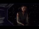 Rey and Kylo Ren depart Crait Reylo humor, Grease soundtrack