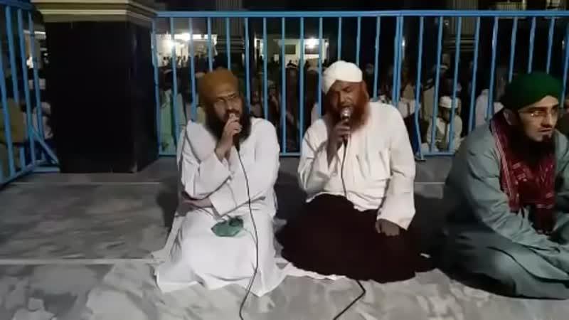 Dua Haftawaar Sunnato Bhara Ijtima Maulana Abdul Habib Attari Hyderabad 2 May 2019 360p mp4