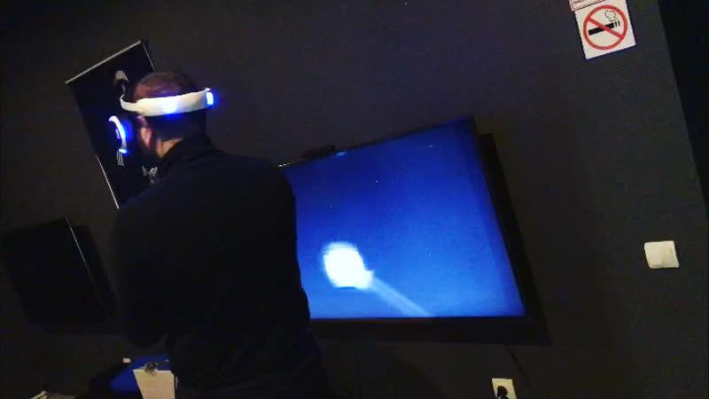 Sony VR Rush of Blood
