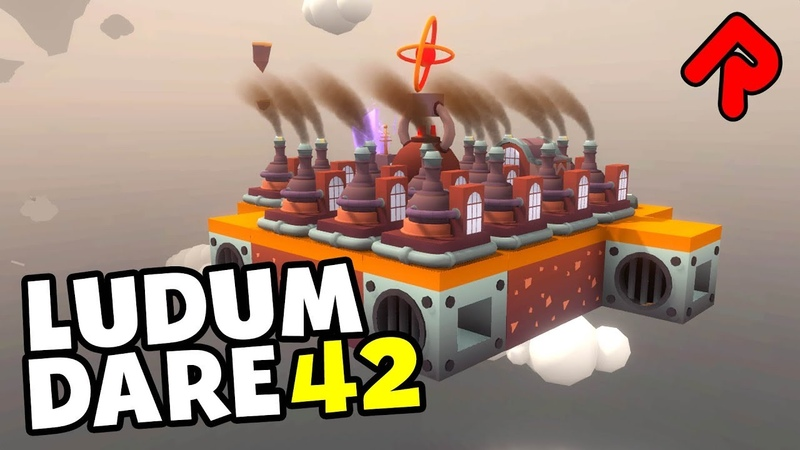Best Ludum Dare 42 Games 3: Last Piece, Running Out of Spice, Sea of Bells, Writespace, Legacy