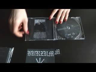 Burzum - Burzum / Aske [Look at CD]