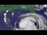 Ураган KATRINA со спутника