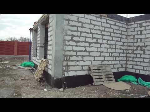 Строительство домов из газобетона в Крыму и Севастополе.т.8-978-50-653-50 ОООАфина