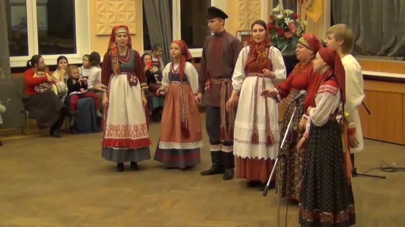 Круговина Великий Новгород. Часть 1