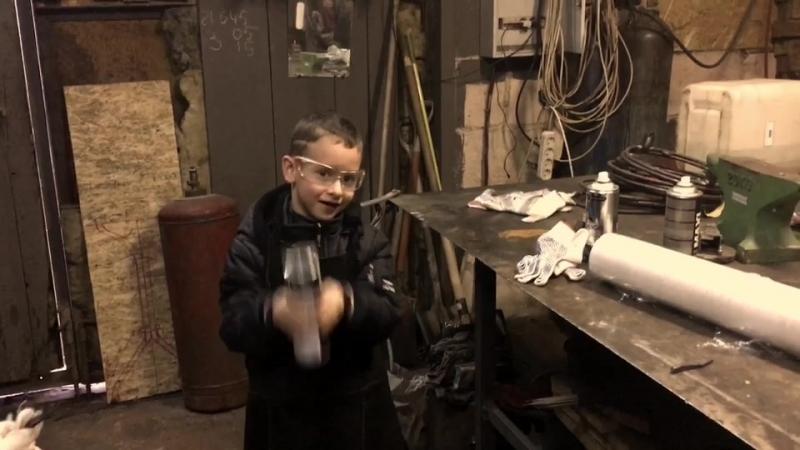 Кузнечный мастер-класс