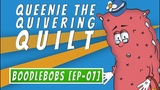 Children's books Queenie The Quivering Quilt BoodleBobs EP-06 Children's Stories