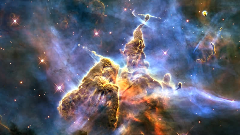 Metallica - Orion (Remixed and Remastered) Hubble Space Telescope