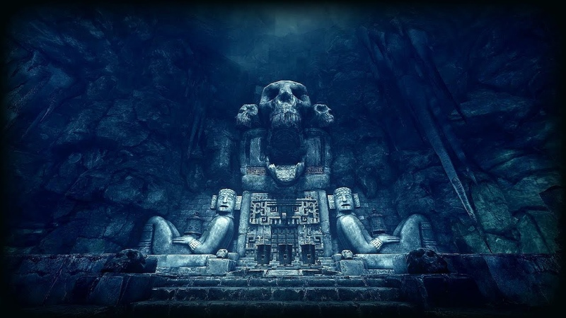 Mayan Temple ▲ Full-On Progressive Psytrance Mix ▲ Maya Trip Set ▲