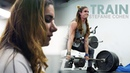 STEFI COHEN: The Making Of A World Champion Powerlifter (Train 1)
