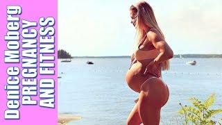 Denice Moberg - Pregnancy And Fitness [Fitness Instagram v2.0]