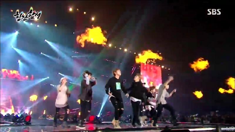 방탄소년단(BTS) 교차편집(stage mix) - I NEED U 쩔어 RUN 불타오르네 Save ME 피 땀 눈물 NOT TODAY 봄날
