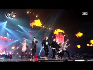 방탄소년단(BTS) 교차편집(stage mix) - I NEED U + 쩔어 + RUN+ 불타오르네 + Save ME + 피 땀 눈물 + NOT TODAY + 봄날