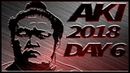 SUMO Aki Basho Day 6 September 14th Makuuchi ALL BOUTS