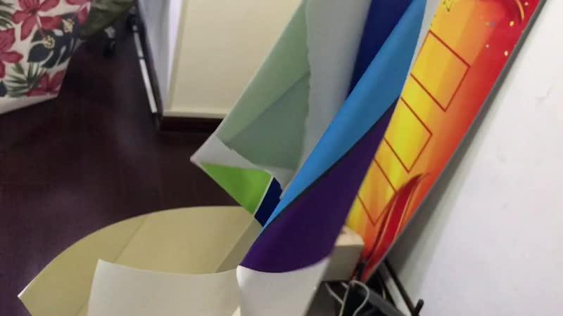 Тест печати Липкая сублимационная бумага 80gsm для печати на эластичных тканях (особенно для трикотажа, одежды для велоспорта,