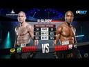 GLORY 58: Алекс Перейра — Саймон Маркус   Полный бой HD   Alex Pereira vs. Simon Marcus