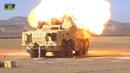 Боевые стрельбы азербайджанских артиллеристов САУ Дана ShKH vz. 77 Dana
