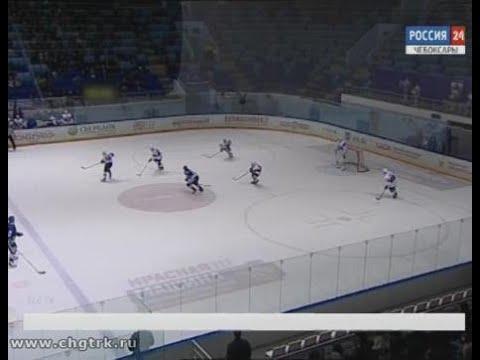 41 в нашу пользу чебоксарские хоккеисты встретились на домашнем льду с дружиной из Южного Урала
