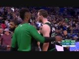 Kyrie was frustrated with Gordon Hayward and Celtics last shot