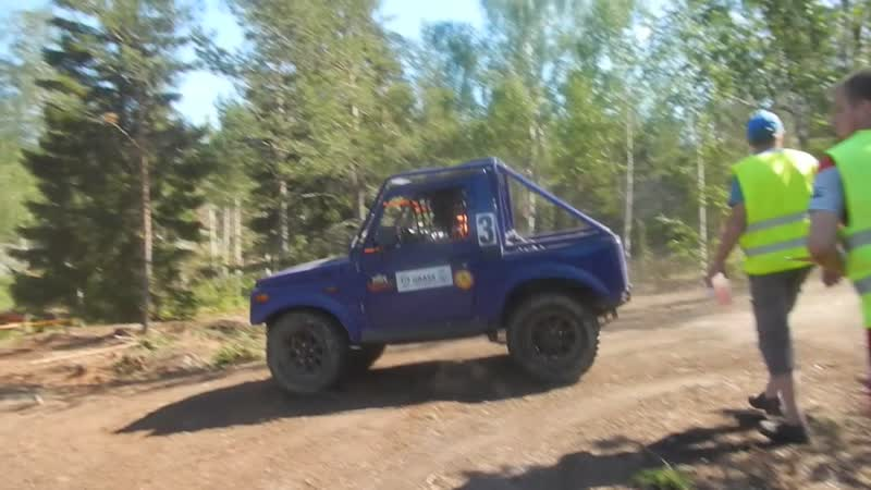 Ra Sa Vil Trial 2019 Finland день второй