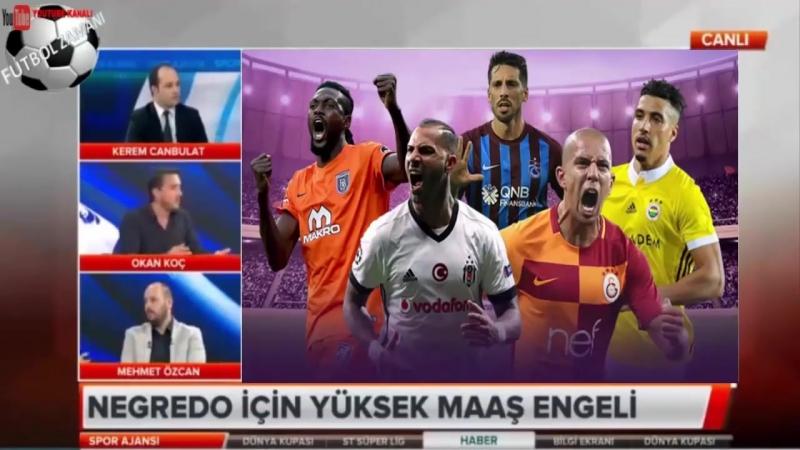 BEŞİKTAŞ Spor ajansı ¦ Ersan, Negredo, Vagner Love Yorumları...