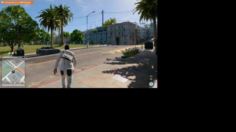 Watch Dogs 2: Voland-хакер и его город. Часть 1