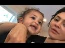 Stormi Says 'Hi', 'Bye', 'Mama'